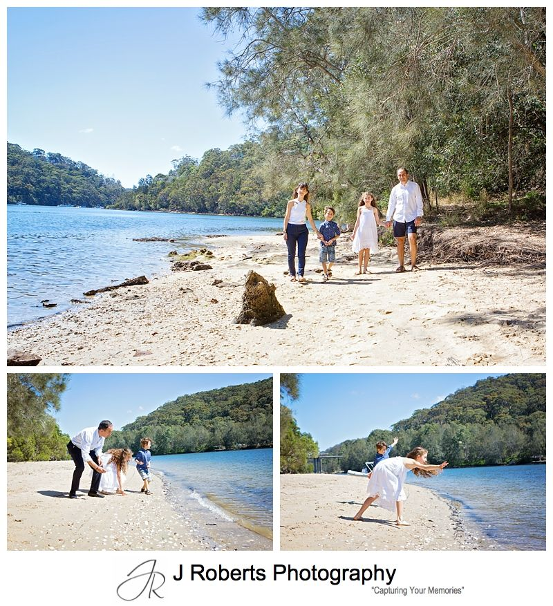 Sydney Extended Family Portrait Photography Lots of Fun with this family at Echo Point Roseville Chase